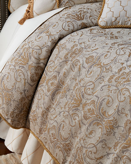 Isabella Collection by Kathy Fielder Queen Adeline Duvet