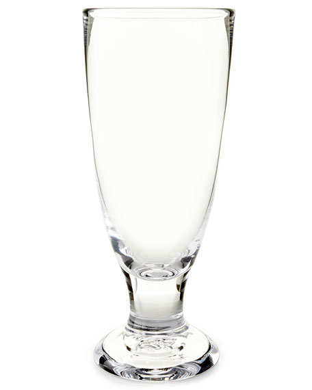 Simon Pearce Mill Pilsner Glass
