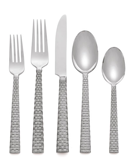 Michael Aram 5-Piece Palm Flatware Place Setting