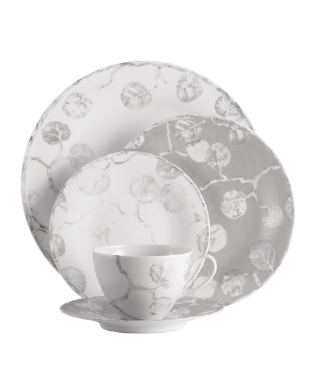 Michael Aram 5-Piece Botanical Leaf Dinnerware Place Setting