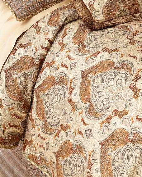 Dian Austin Couture Home Queen Kamala Duvet Cover