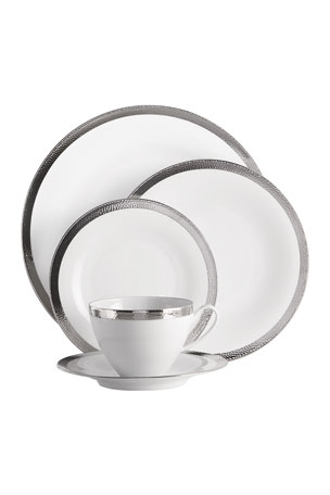 Michael Aram 5-Piece Silversmith Dinnerware Place Setting