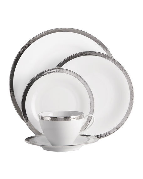 Michael Aram 5-Piece Silversmith Dinnerware Place Setting
