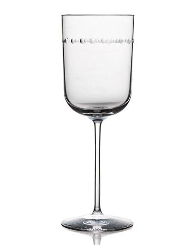 Hammertone Wine Glass