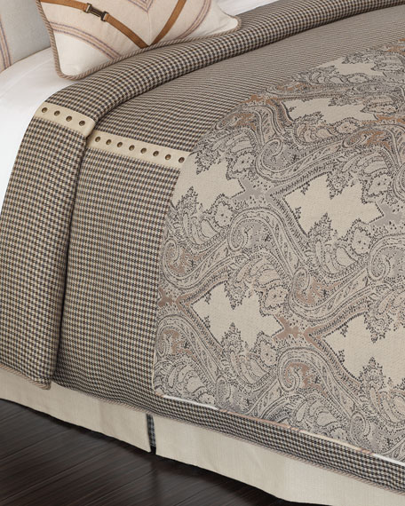 Queen Woodside Duvet Cover