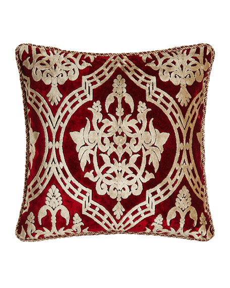 Camelot Pillow, 20'Sq.