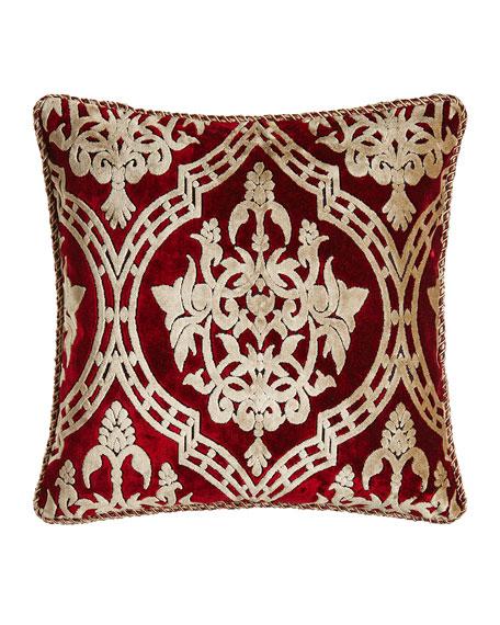 Camelot Pillow, 20'Sq.
