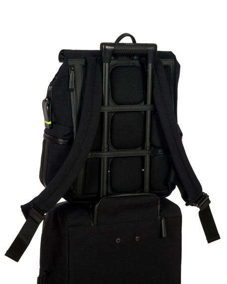 Moleskine by Bric's Roll-Top Backpack