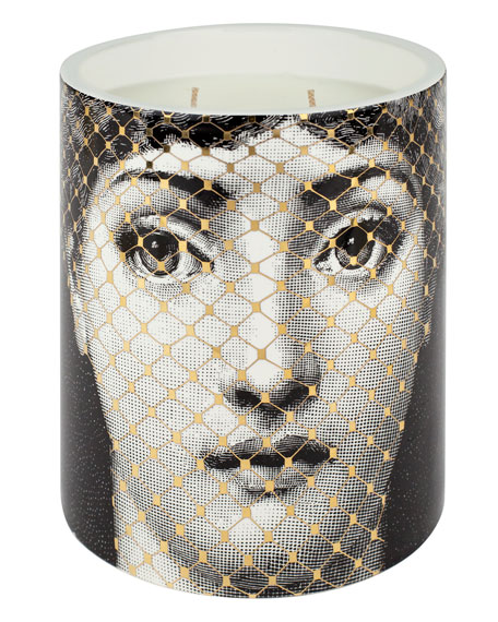 Fornasetti Golden Burlesque Scented Candle, 900 g