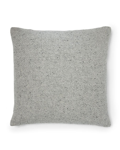 "Hoxton Richardson Tweed Pillow, 20""Sq."