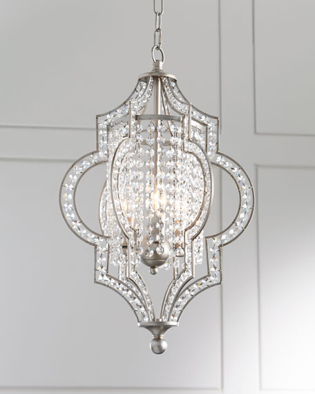 GABRIELLE 3 LIGHT CHANDELIER