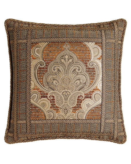 Dian Austin Couture Home Kamala Pillow, 20