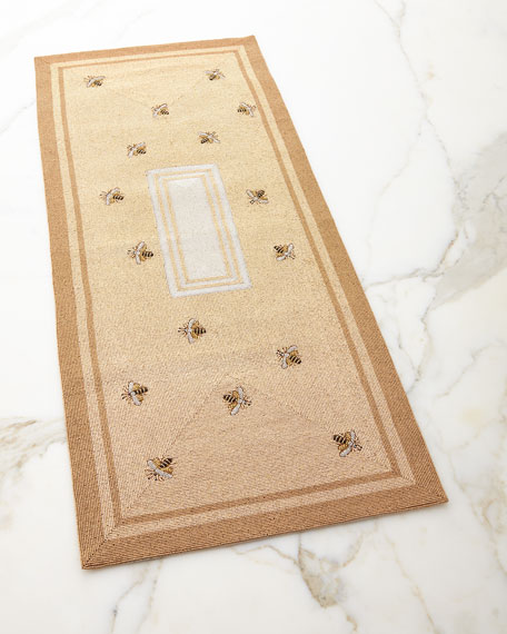 Joanna Buchanan Striped Bee Table Runner