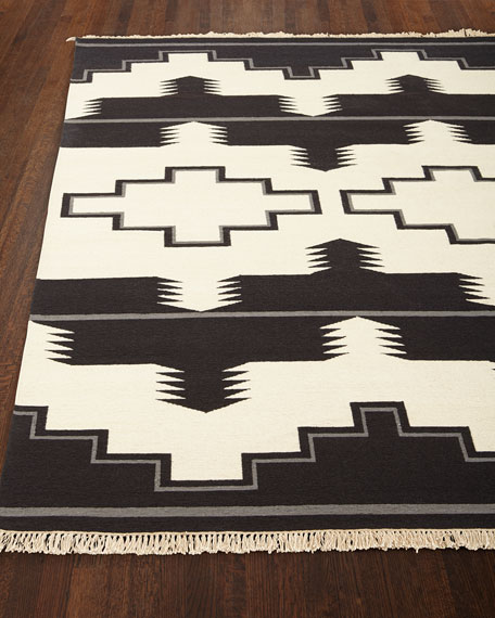Plains Creek Rug, 6' x 9'