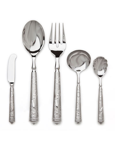 5-Piece Bird of Paradise Hostess Set