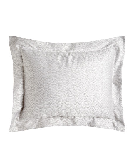 Home Treasures Standard Mayfair Herringbone Sham