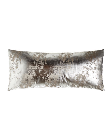 Dian Austin Couture Home Chrome Pillow, 15