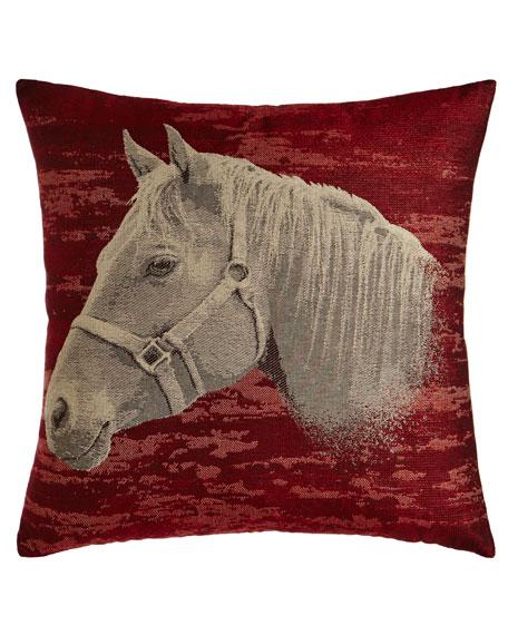 D V Kap Home Equestrian Pillows