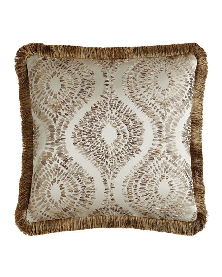 "Rayna Pillow, 22""Sq."