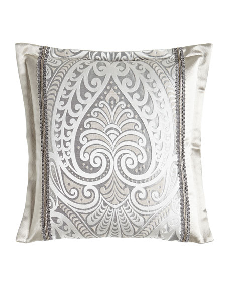 Austin Horn Classics Coppolino Pieced Pillow, 18