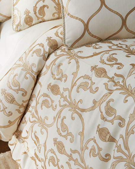 Isabella Collection King Adele Duvet Cover