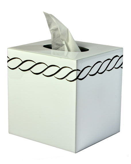Sutton Tissue Box Cover