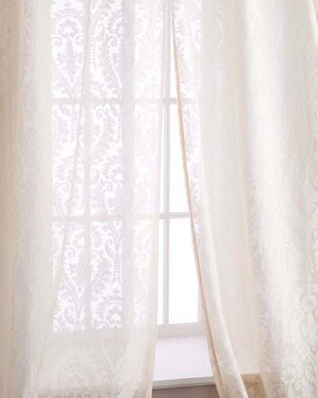 "Each 52""W x 96""L La Rochelle Curtain"