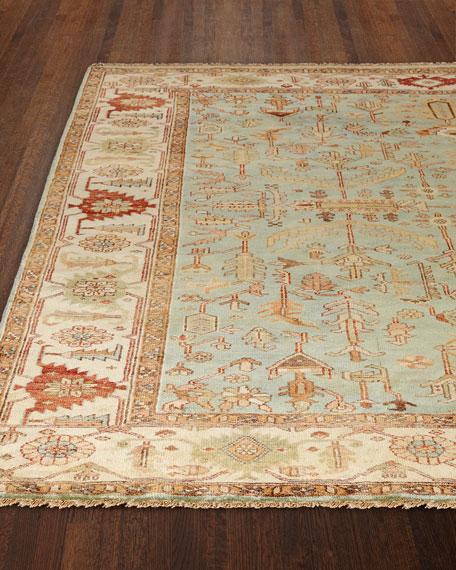 Exquisite Rugs Cargill Serapi Rug, 6' x 9'