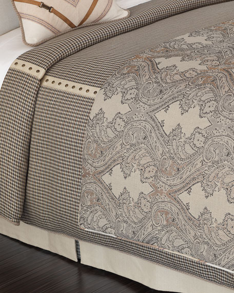 King Woodside Duvet Cover