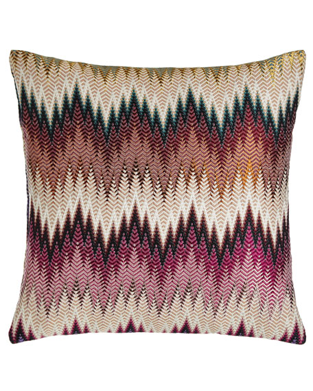 "Phrae Pillow, 16""Sq."