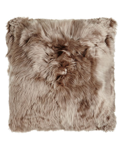Suri Alpaca Pillow