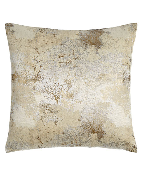 """Estate Pillow, 22""""Sq."""