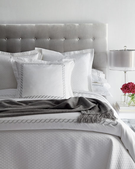 Two King Catena Pillowcases
