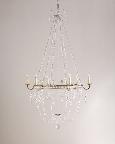Sharon Medium 6-Light Chandelier