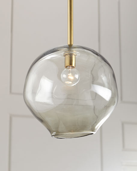 Regina Andrew Design Molten Large 1-Light Pendents