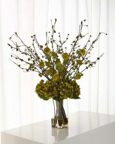 John-Richard Collection Autumn Breeze Faux-Floral Arrangement