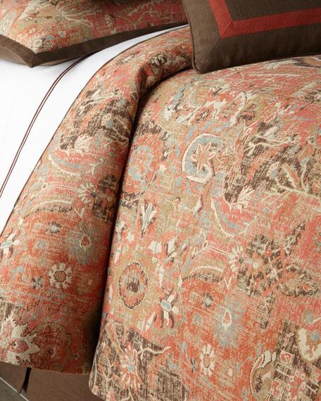 Twin Anatolian Empire Duvet Cover