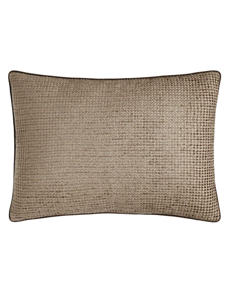 "Anatolian Empire Chenille Pillow, 14"" x 20"""
