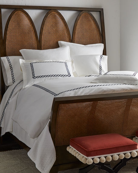Queen Diamante Coverlet