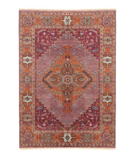 """Point Noble Rug, 3'9"""" x 5'9"""""""