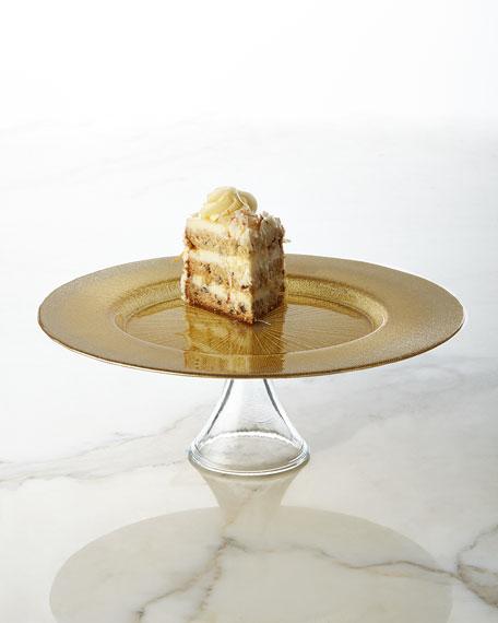 Glitter Cake Stand