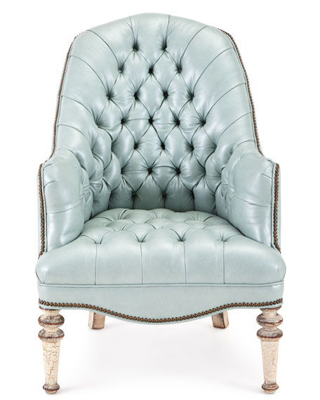 eichholtz aero chair right cameron deep turquoise