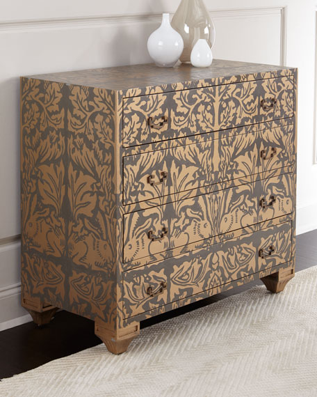 Bowie 4-Drawer Chest