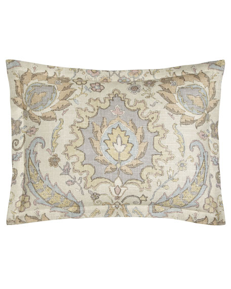 Jane Wilner Designs Suki Boudoir Pillow Sham, 12