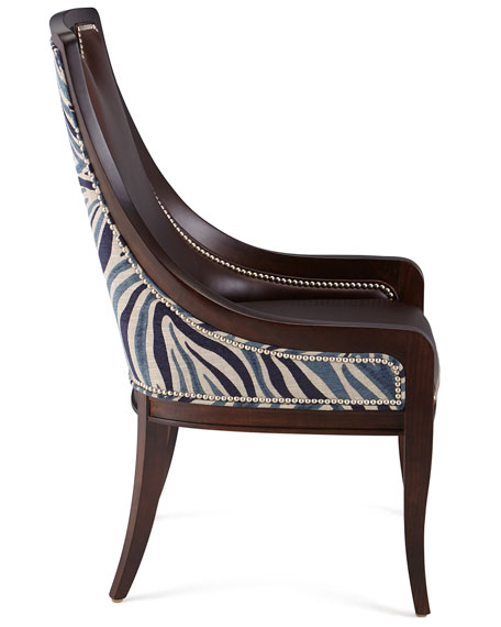 Markham Leather Dining Chair