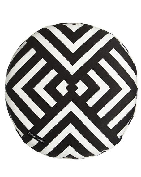 Dona Jirafa Decorative Pillow