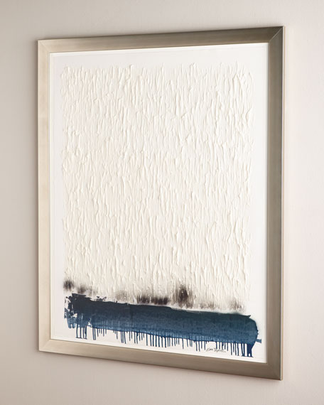 """""""Ombre Spray"""" Giclee on Paper Wall Art"""