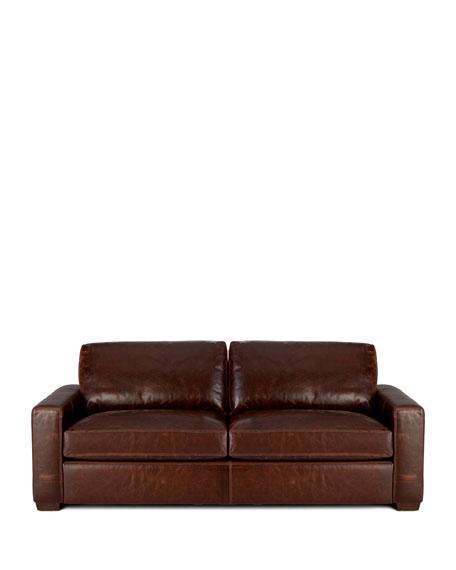 Templeton Leather Sofa