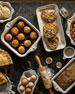 Berry & Thread Rectangular Baker
