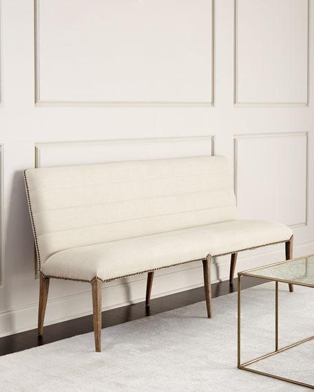 newman linen banquette neiman marcus. Black Bedroom Furniture Sets. Home Design Ideas